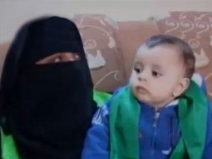 הילדים מבטיחים ג'יהאד. מתוך הסרטון (צילום: חדשות 2)