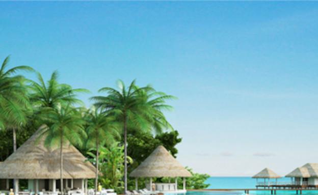 הולידיי איילנדס אינדונזיה (צילום: מתוך האתר http://travel.cnn.com)
