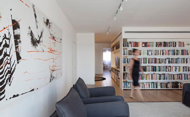ספה (צילום: עמית גרון)