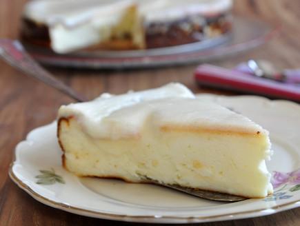 עוגת גבינה (צילום: יפית בשבקין, אוכל טוב)