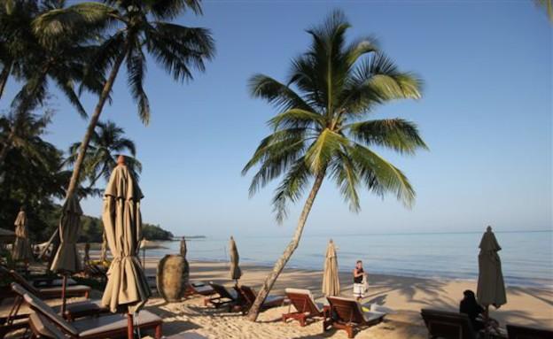 חוף הים קאו לאק (צילום: נעם סגן-כהן, מסע אחר)