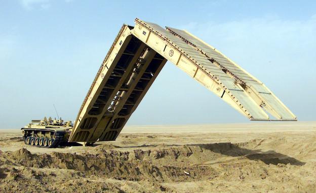 טנק גישור (צילום: ויקיפדיה)