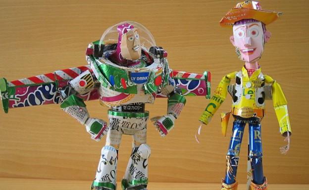 אמנות פסיכית מפחיות (צילום: akikannkurafuto.blog114.fc2.com)
