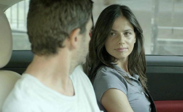 אורי ואיריס בשיחה שלא ראיתם (תמונת AVI: mako)