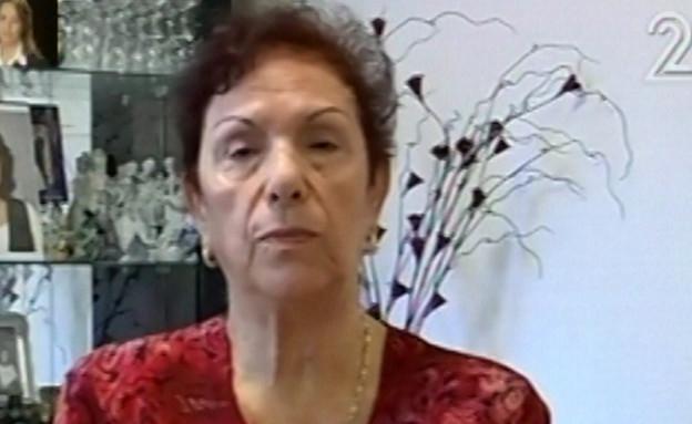 ראיון עם אמה של הקורבן של שמעון קופר (תמונת AVI: mako)