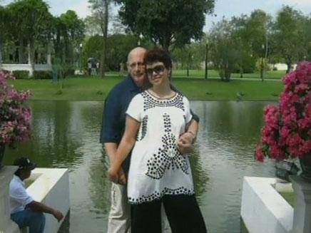 הרופאה חשפה: כך נראו חיי לצד הנאשם ברצח אשתו (צילום: חדשות 2)