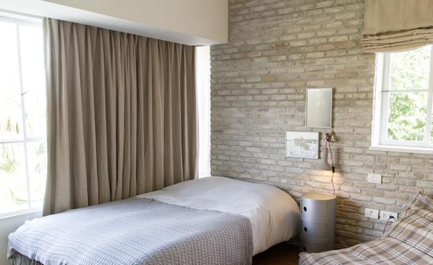 חדר שינה (צילום: ליאור קסון)