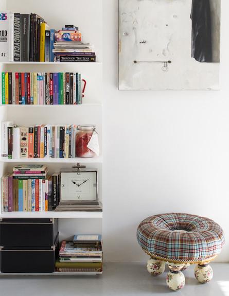 ספרים (צילום: ליאור קסון)