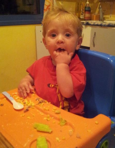 נבו אוכל ארוחת ערב (צילום: תומר ושחר צלמים)