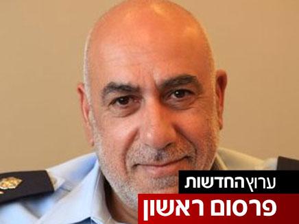 ניצב ניסו שחם יועמד לדין פלילי (צילום: משטרת ישראל)