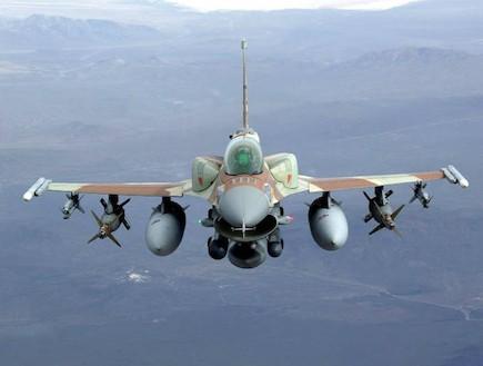 מטוס תקיפה של חיל האוויר