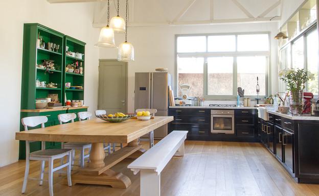 מטבח (צילום: ליאור קסון)