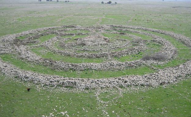 גלגל רפאים (צילום: אסף.צ)