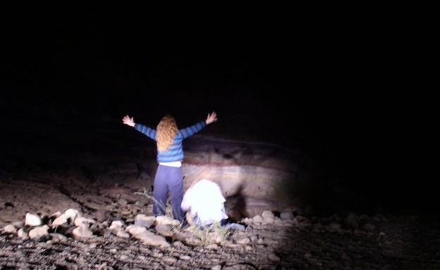 חייזים ברמון (צילום: איל שפירא)