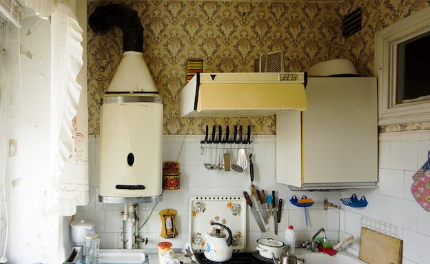 מטבח קטן (צילום: Ivan Hafizov, Thinkstock)