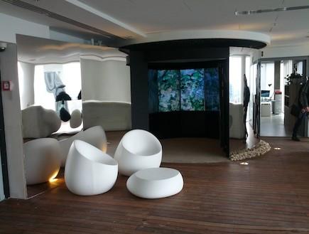 משרדי גוגל החדשים במגדל אלקטרה בת