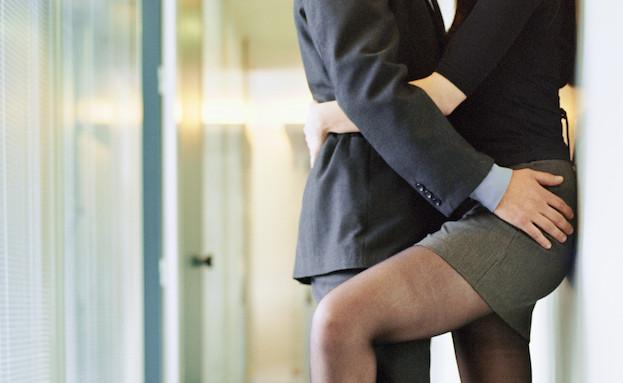 זוג סקס גבר ואישה (צילום: realsimple.com, getty images)