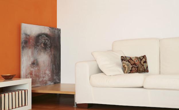 יצירת אמנות בבית (צילום: Thinkstock)