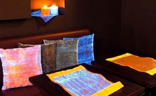 כריות זוהרות (צילום: מתוך האתר lumigram.com)