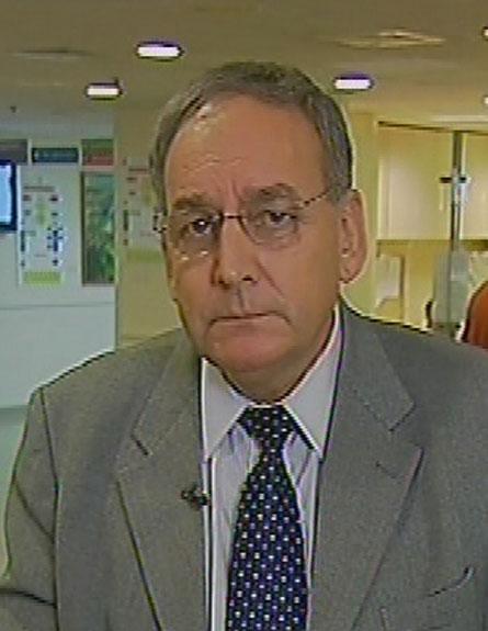 רוטיינשטין, מנהל בית חולים שיבא (צילום: חדשות 2)