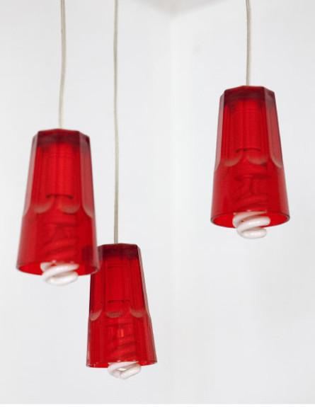 תאורה אדומה (צילום: עידו לביא והגר דופלט)