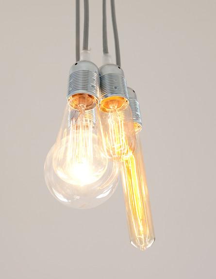 מנורה דקורטיבית (צילום: צילום: הגר דופלט)
