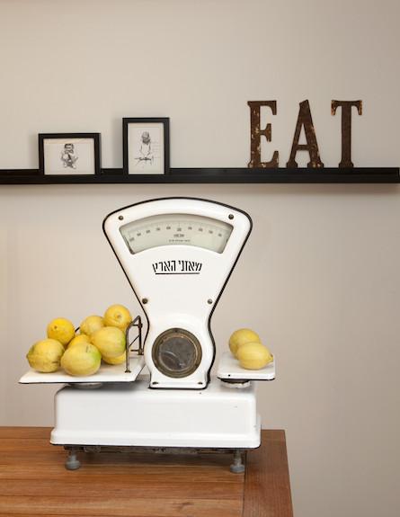 משקל (צילום: צילום: הגר דופלט)