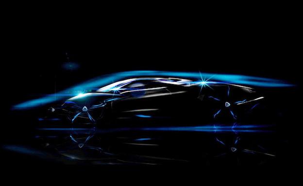 """המכונית החזקה בעולם: רוטרי סופרקראס עם 2,800 כ""""ס (צילום: יצרן )"""