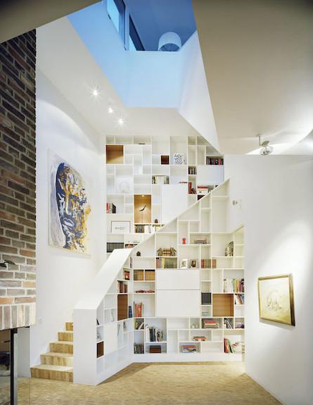 ספריה6 (צילום: www.marge.se)