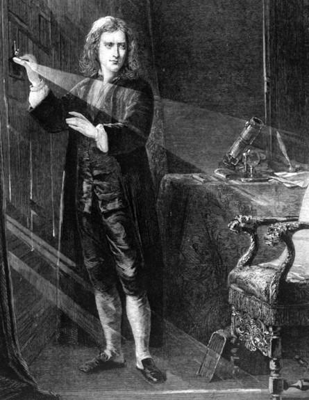 אייזק ניוטון (צילום: Hulton Archive, GettyImages IL)