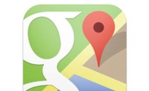 אפליקציית המפות של גוגל ל-IOS