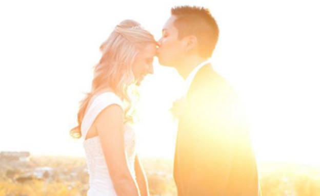 חתן וכלה. מתוך bridal guide (צילום: צילום מסך)