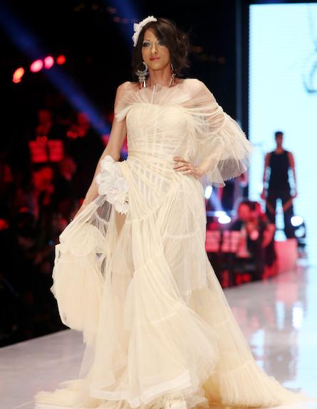 שבוע האופנה דצמבר 2012 דנה אינטרנשיונל