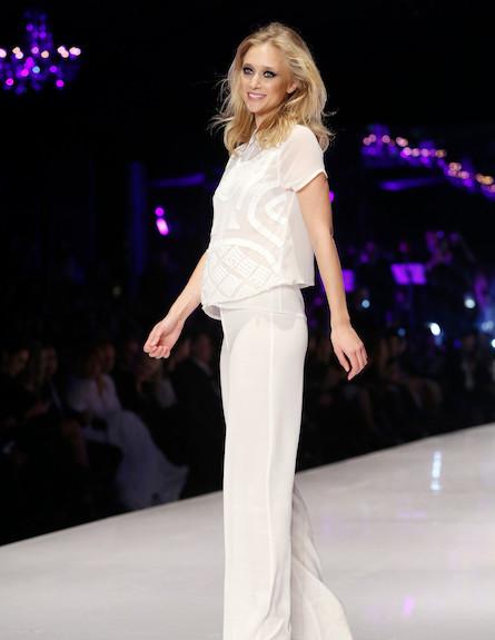 שבוע האופנה דצמבר 2012 דפנה דה גרוט