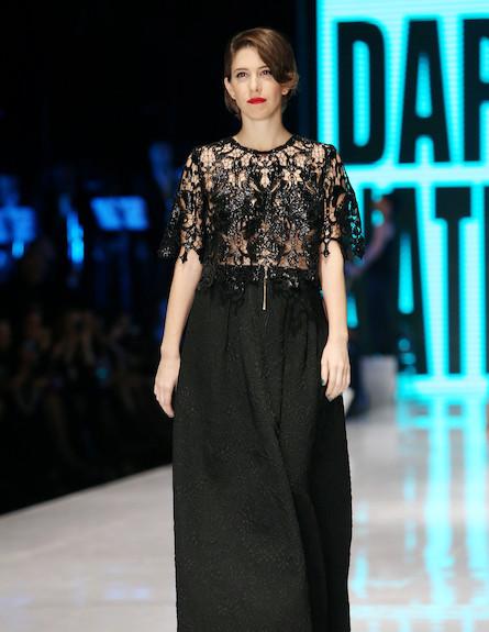 שבוע האופנה דצמבר 2012 דפנה לוסטיג