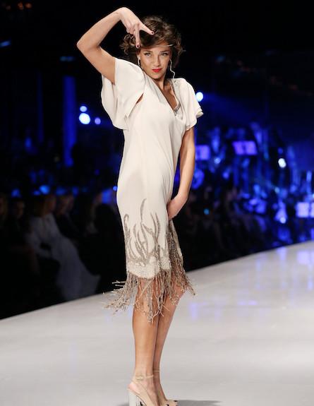 שבוע האופנה דצמבר 2012 טל טלמון