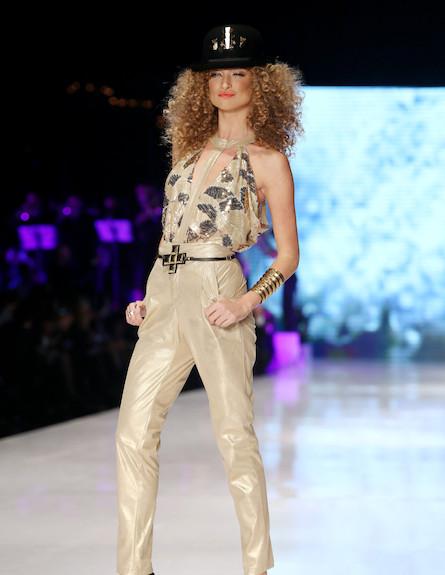 שבוע האופנה דצמבר 2012 יוליה פלוטקין