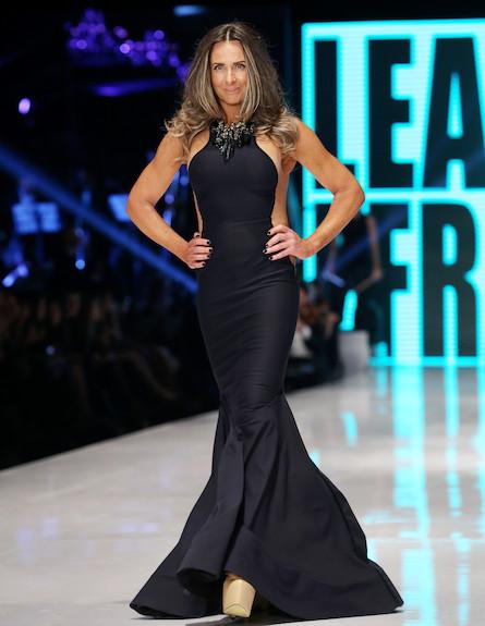 שבוע האופנה דצמבר 2012 לאה שנירר