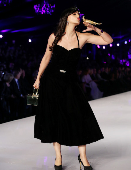 שבוע האופנה דצמבר 2012 לירז צ'רכי