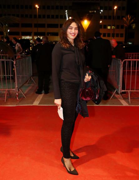 שבוע האופנה דצמבר 2012 מאיה ישעיהו