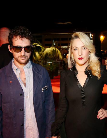שבוע האופנה דצמבר 2012 מיה דגן ואורי פפר