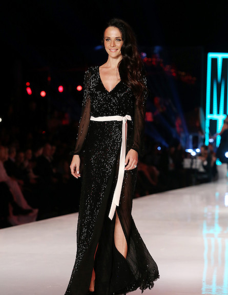 שבוע האופנה דצמבר 2012 מרינה קבישר