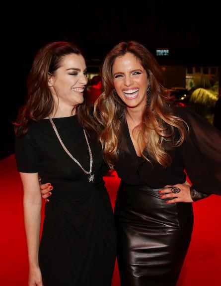 שבוע האופנה דצמבר 2012 נועה תשבי ואיילת זורר