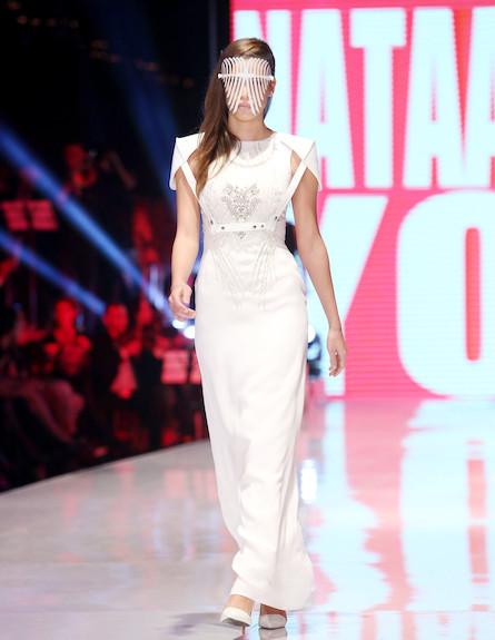 שבוע האופנה דצמבר 2012 נטלי דדון