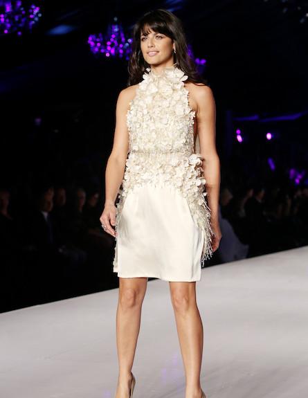 שבוע האופנה דצמבר 2012 סנדי בר