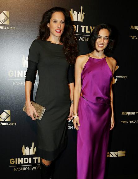 שבוע האופנה דצמבר 2012 ענת הראל ומיה קרמר