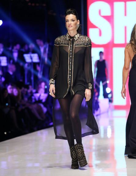 שבוע האופנה דצמבר 2012 שירז טל