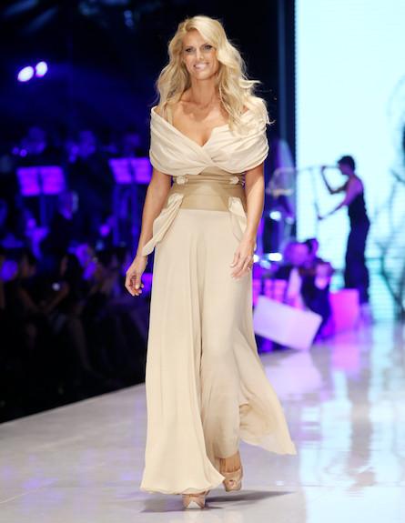 שבוע האופנה דצמבר 2012 שלי גפני