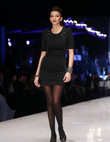 שבוע האופנה דצמבר 2012 שני חזן