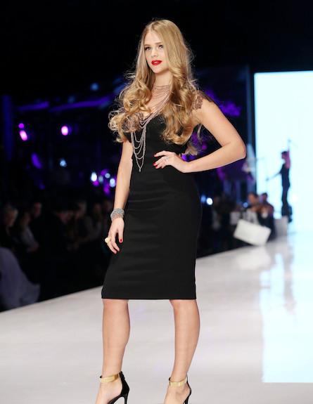 שבוע האופנה דצמבר 2012 אסתי גינזבורג